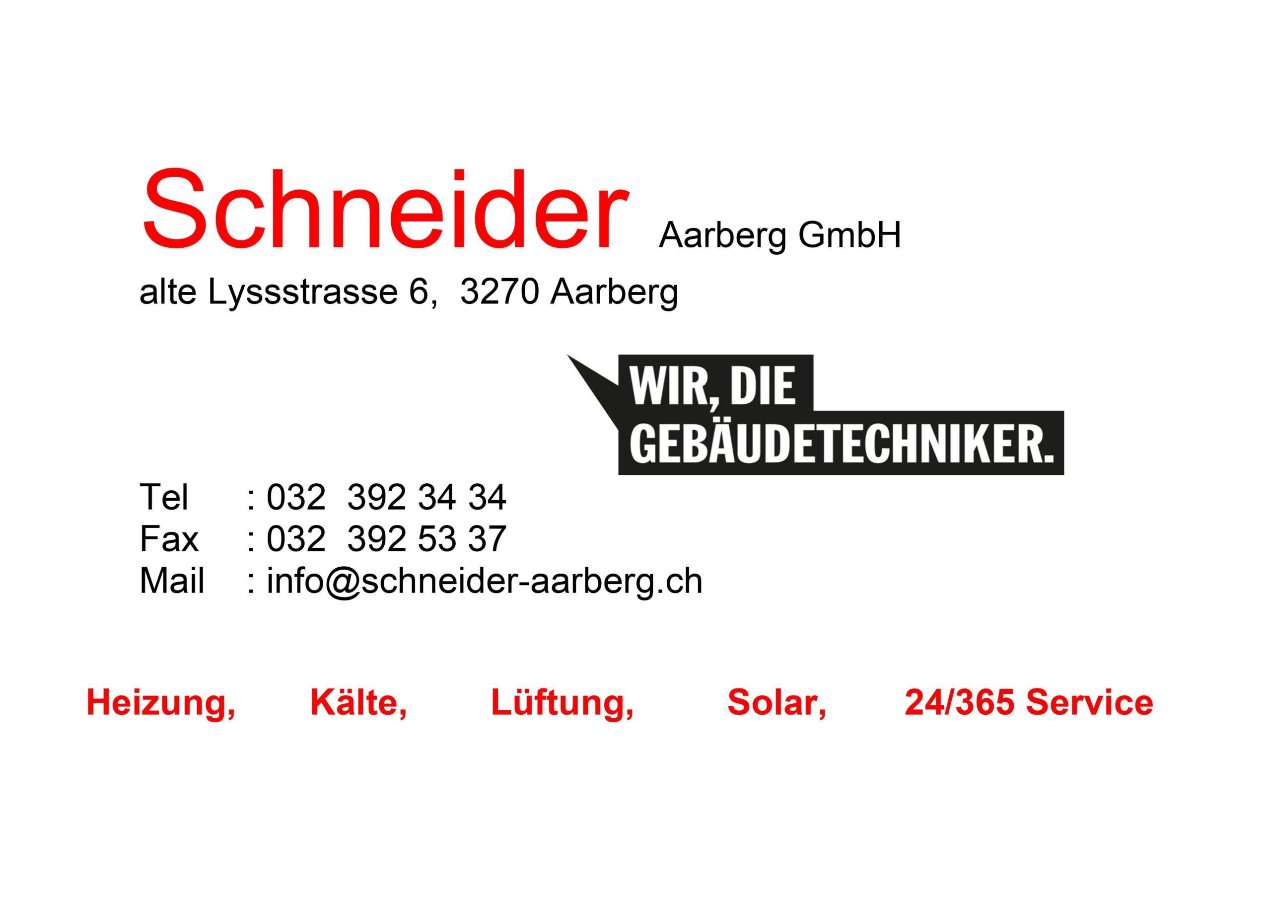Schneider Aarberg